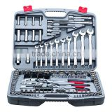 2015 Professional tool trolleProfessional tools set/121pcs socket tool sets Household Tool Set