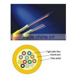 12 core professional manufacturer single mode fiber optic cable for communication network connect