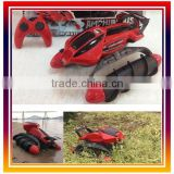 Super Rc Amphibious Tank, walk on land and water, Rc Car.