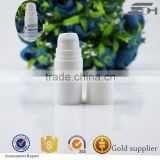Outter spring mini cosmetic cream pp airless pump bottle