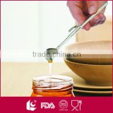 High quality Stainless steel Honey Dipper honey spoon