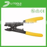 Multi-function Carbon steel cutting wire stripping plier tool