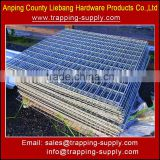 wire mesh panels heavy duty steel dog cat chicken runs cages feeders