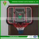 Plastic Removable Basketball Backboard with Rim