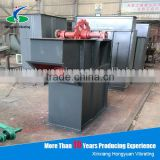 cullet glass material vertical lifting bucket elevator conveyor