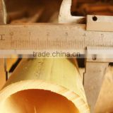 Factory direct green dry straight raw bamboo poles