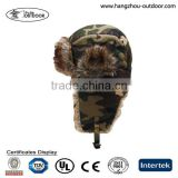 Winter Trooper Trapper Hunting Hat - Bomber Aviator Winter Cap
