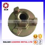 Color galvanized two three wing nuts anchor OEM casting factory