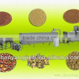 Floating fish food machine/pet food pellet machine/pet food machine