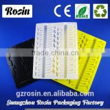 electronics packaging dram memory module ddr3 ddr2 ddr1 sdr conductive antistatic blister clamshell box tray