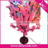 Rose outdoor artificial christmas trees