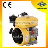 HUAHE(CHINA)Long Run Time Single Cylinder Air Cooled Diesel Engine,Popular Sale 5.5hp Diesel Engine