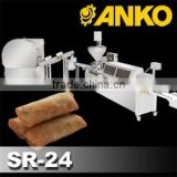 Anko Industrial Frozen Vegetable Filipino Spring Roll Machine