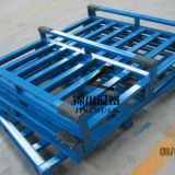 Stainless Steel Galvanized Stackable Metal Pallet For Warehouse