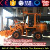 16.wholesale of 918 sugar crane wheel loader with yuchia engine, lengthen arm