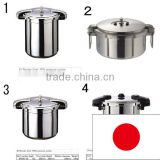 High quality and Effective electric pressure cookers pan at reasonable prices small lot order available