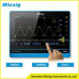 Micsig TO102 100MHz 2 channel digital storage tablet oscilloscope with 10.1 inch TFT LCD screen