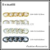 aluminum chains for clothing