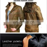 Leather Jacket, New arrival stylish women's leather jackets, Pakistan