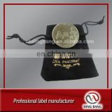 Professional Metal Crafts Factory Gold Stamped Velvet Bag Packaged Custom Souvenir Embossed Logo UAE Style Antique Coin