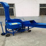Small grass, millet straw, rice grass, wheat  chaff cutter machine