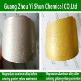Magnesium alloy golden yellow passivation agent Magnesium material antioxidant Metal surface passivation agent