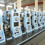 STEEL TUBE MAKING MACHINE