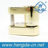 YH9008 Zinc alloy trailer lock for couplers