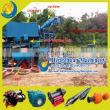 Chinese Low Price Cutter Head Diamond Mining Dredge with Jig Concentrator for Sale