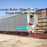 SZL 10 Ton Coal Fired Steam Boiler