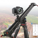 A Motorized Time-Lapse Camera Slider