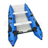 CE China Inflatable Folding Catamaran Dinghy Sale