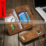 Mobile phone accessories wholesale for Samaung s7 case leather, for Samsung s7 genuine leather case,for Samsung s7 leather case