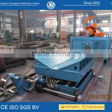 10 Tons Automatic Hydraulic Decoilling Machine With Coil Car