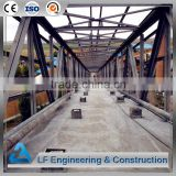 Cold galvanizing spray paint steel structure bridge for sale