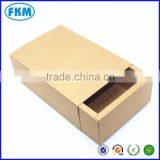 Kraft Paper Drawer Box Gift Handmade Soap Craft Jewelry Packaging Boxes Brown                                                                         Quality Choice