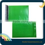 Green Poly Bubble Material EMS poly bubble mailer