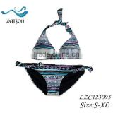 Fashion Tribal Print Bikini/Swimwear