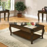 modern design fashion living room furniture hot sale classic rectangle coffee table (CF-6937)