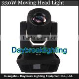 Sharpy 330w beam light moving head 15R , 16Prism Touch screen LCD display screen total power 350watt AC110-240V