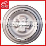 2015 Good Sales Tricycle Spare Parts / 4.5-12 Tricycle Wheel Rim / Auto Rickshaw Parts Rim