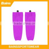 wholesale custom sublimated cheap hockey socks/sublimation blank socks/custom made socks