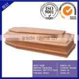 H006 funeral supplies Italy coffin wooden coffin