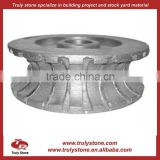 Diamond profile wheel for stone