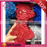 2016 Sew On Flower Pattern Organza Lace Stocking Lace For Garment Dress                                                                         Quality Choice