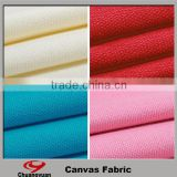 China Factory Best Quality Cottion Polyester Canvas Fabric Cover Wholesale