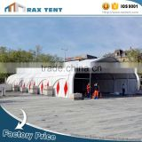 Professional 3x3m waterproof and windproof heavy duty canvas canopy tent with great price