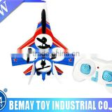 2015 New Toys CX-12 Mini Fighter jet 2.4G rc helicopter 6 Axis quad copter LED RC Quadcopter