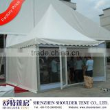10x10m outdoor folding pagoda tent with aluminum stand for advertising