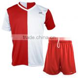 soccer uniform, football jersey/uniforms, Custom made soccer uniforms/soccer kits soccer training suit,WB-SU1491